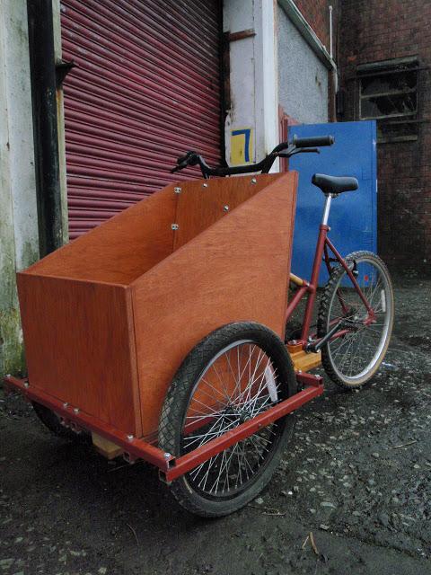 cargo bike brighton bike hub. Black Bedroom Furniture Sets. Home Design Ideas
